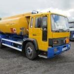 Tanker Trucks for Sale in UK