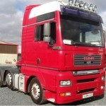 6x2 Tractor Unit Trucks for Sale in UK