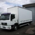 Curtainsider Trucks for Sale in UK
